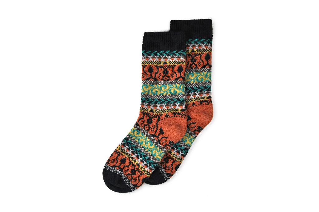 Squirrel Crew Socks