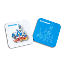 Enchanted Castle Pin