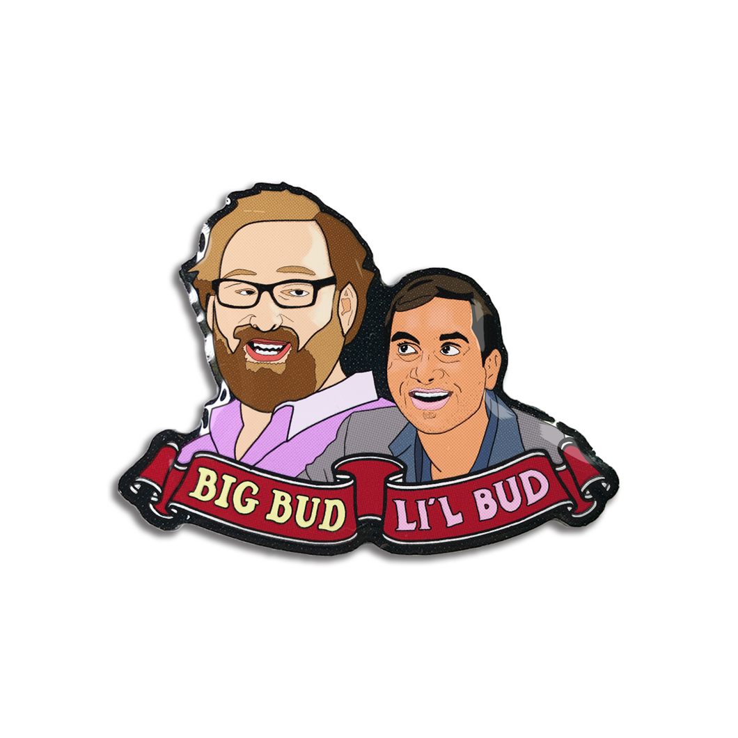 Best Buds Pin