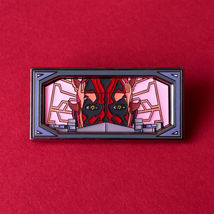 Sith Prisoner Pin [2 Layers!]