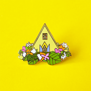 Swedish Summer Pin