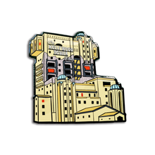 Terrifying Tower Pin