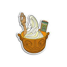 Tropical Whip Sticker