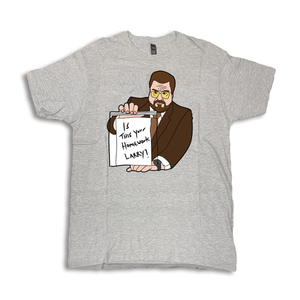 Walter Sobchak T-Shirt [Only 1 Left!]