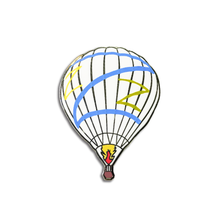 Aquatic Balloon Pin