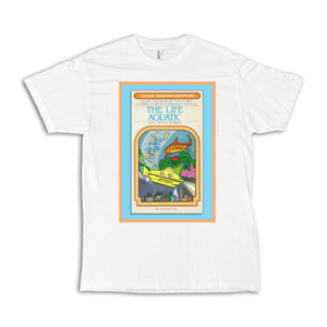 Zissou Adventure T-Shirt [Only 1 Left!]