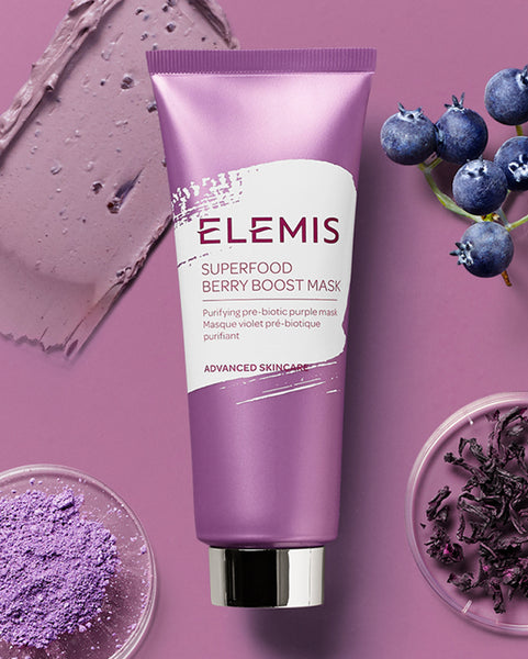 Elemis Superfood Berry Boost Mask 75ml