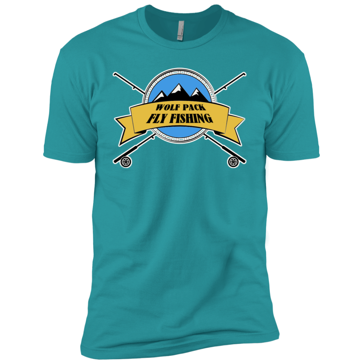 Fly Fishing Crest