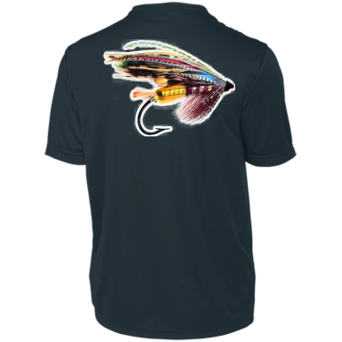 Stay Dry Fly Fishing Wicking T-Shirt