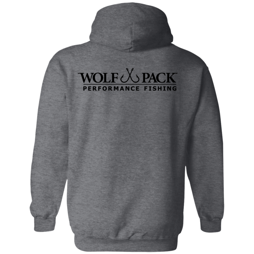 Wolf Pack Official (Front & Back)