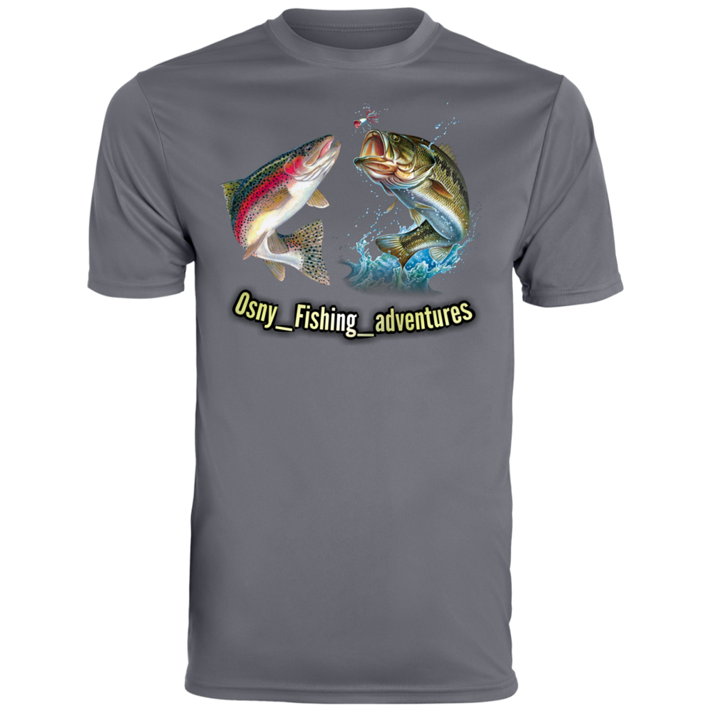 OSNY Fishing Adventures Performance Shirt
