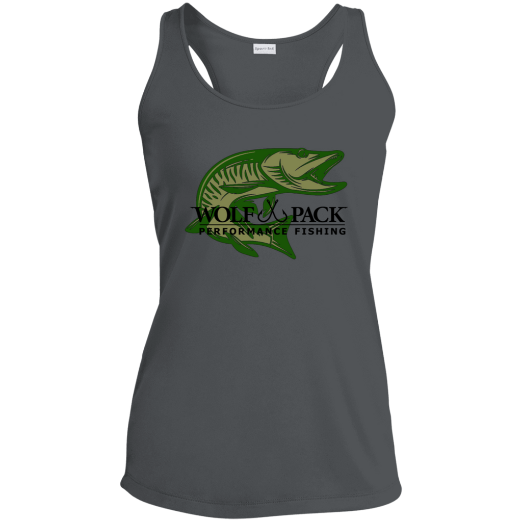 Muskie Ladies' Racerback Moisture Wicking Tank
