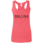 Wolf Pack Ladies' Softstyle Racerback Tank