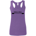 Kayak Wolf Pack Ladies' Softstyle Racerback Tank