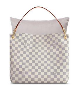 Louis Vuitton Graceful Bagpads