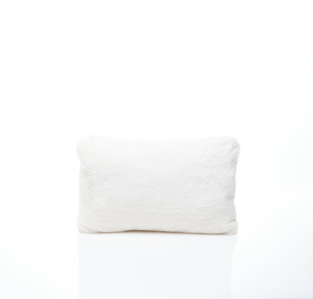 Faux Fur Cream Bagpads - Bagpad