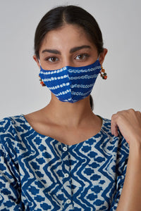 Assorted Tie and Dye Mask - Set of 5