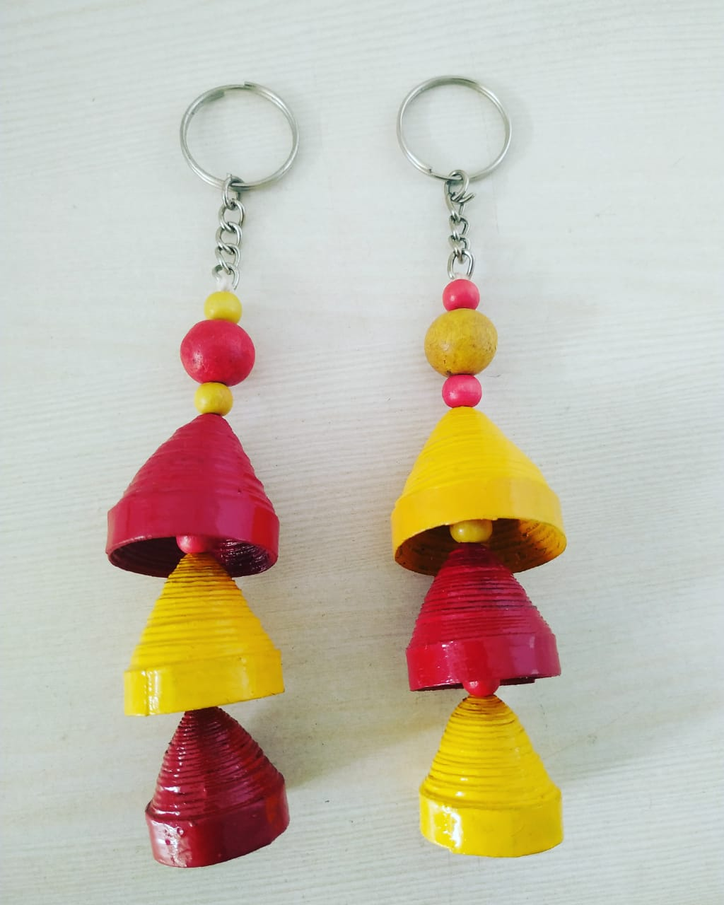 Handmade Key rings