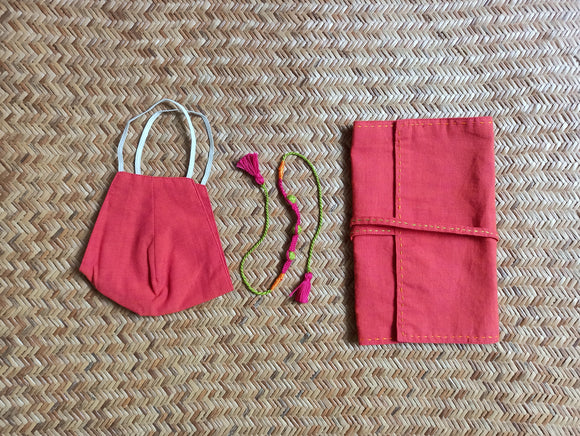 Raksha Kit in Pink