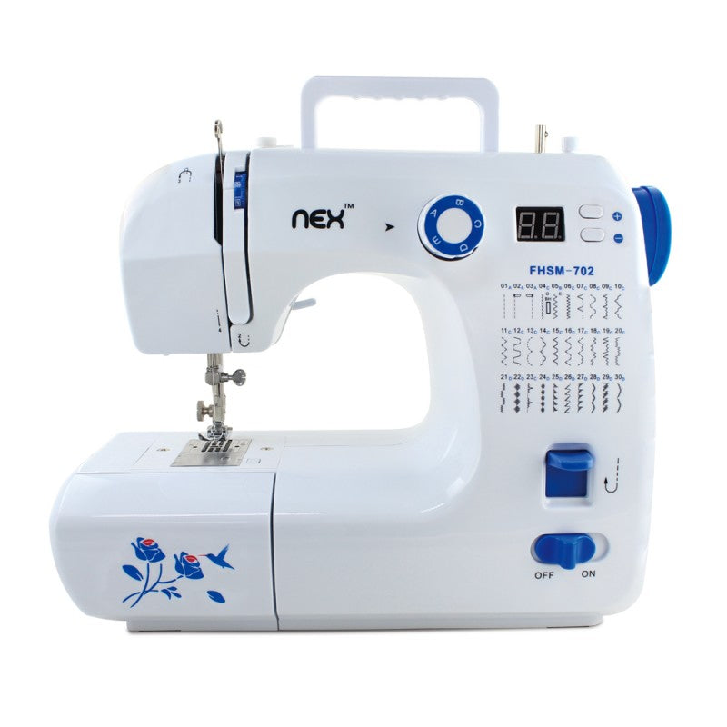 Sewing Machine with 30 Stitch (702)