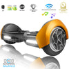 X1 - 8 Inch Gold Hoverboard Longer Battery and UL Certified - gizmo4sale