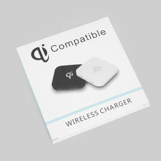 Qi Wireless Charging pad For iPhone and Samsung Android