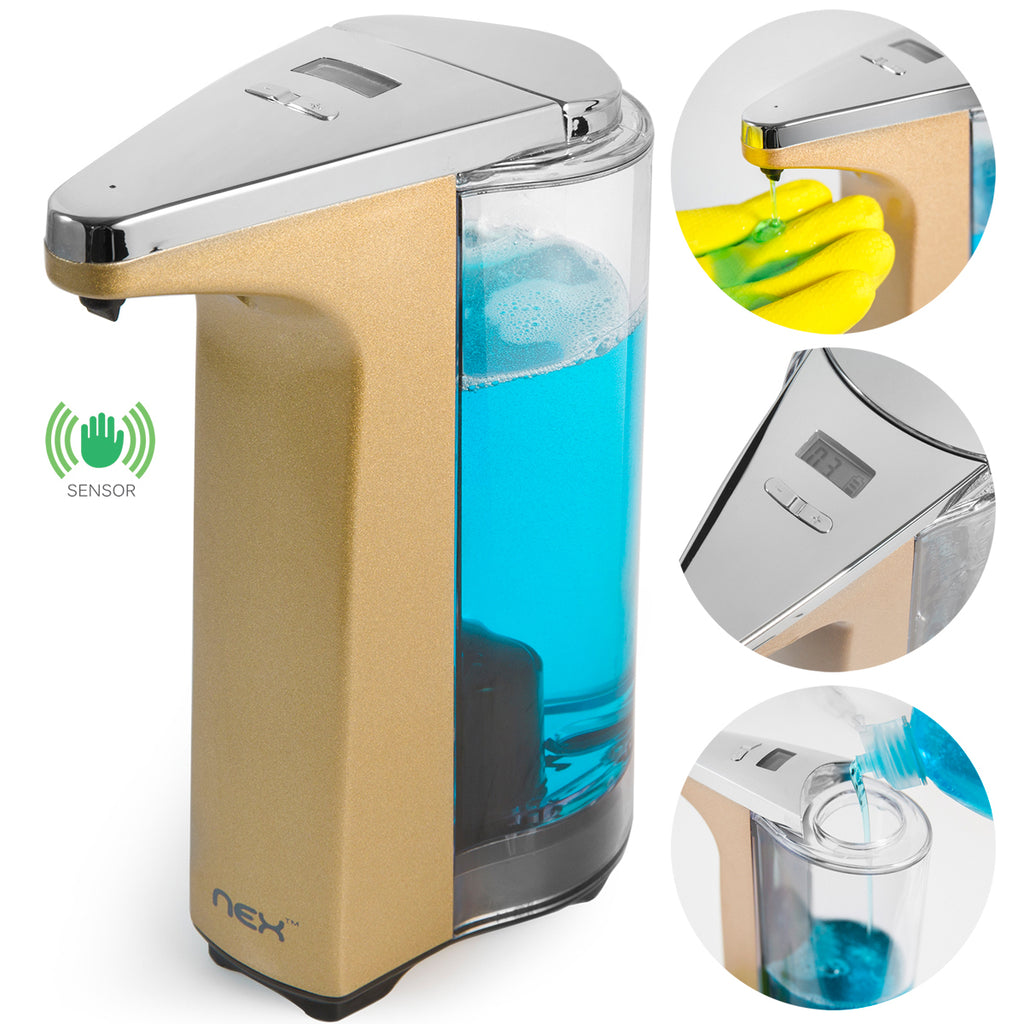 Auto-Soap Dispenser Free Shipping