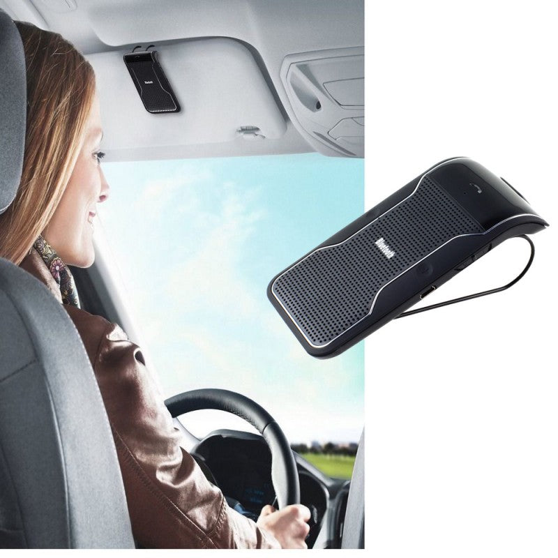 Wireless Bluetooth Speakerphone Speaker Car Kit