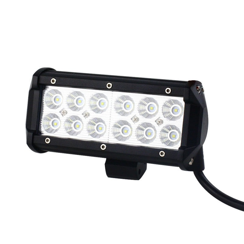 LED 36W Flood Cree Light Bar