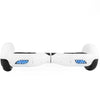 Xprit SBW666 White Hoverboard with Bluetooth
