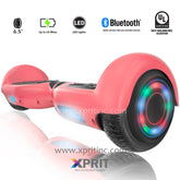 Xprit SBW666 Pink Hoverboard with Bluetooth Free Shipping