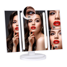 LED Lighted Makeup Mirror