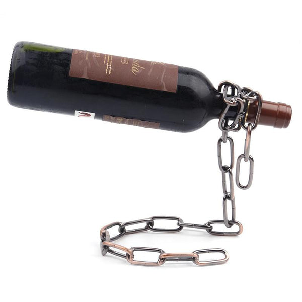 Trendy Chain Bottle Holder
