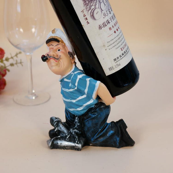 Drunken Sailor Bottle Holder