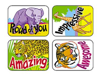 Applause STICKERS?« - Awesome Animals