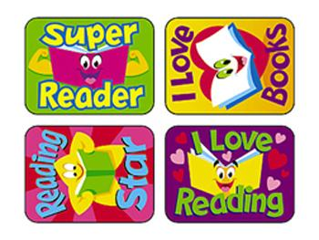 Applause STICKERS?« - Reading Rewards