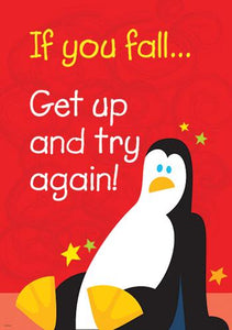 ARGUS?« Poster - If You Fall, Get Up
