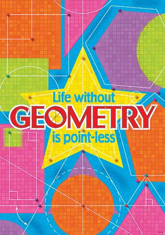 ARGUS?« Poster - Life Without Geometry Is
