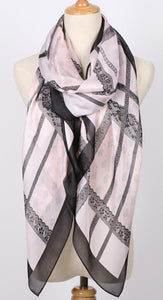 Beautiful Silk Fashion Scarves