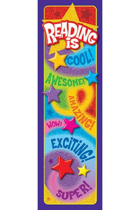Bookmarks - Reading Is... Praise Words ?Çÿn Stars