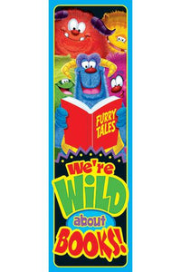 Bookmarks - Wild About Books Furry Friends?«