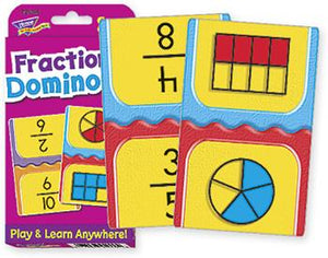 Challenge Cards?« - Fractions Dominoes
