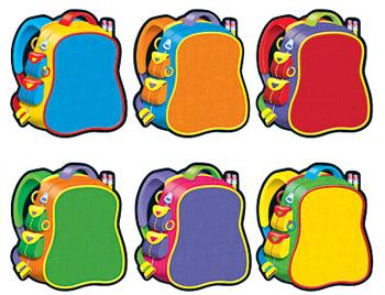 Classic Accents?« Variety Pack - Bright Backpacks