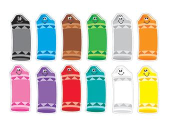 Classic Accents?« Variety Pack - Crayon Colors
