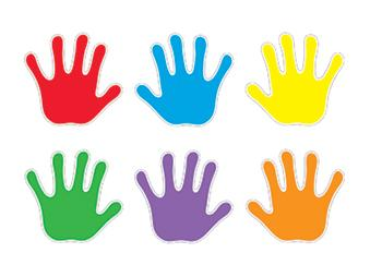 Classic Accents?« Variety Pack - Handprints