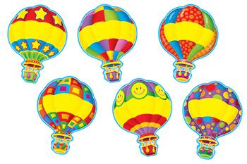 Classic Accents?« Variety Pack - Hot Air Balloons