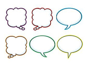 Classic Accents?« Variety Pack - Speech Balloons