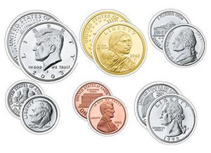Classic Accents?« Variety Pack - U.S. Coins