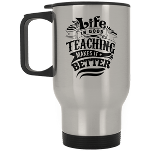 Drinkware - Life Is Good Stainless Travel Mug