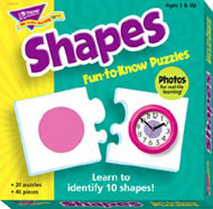 Fun-to-Know?« Puzzles - Shapes